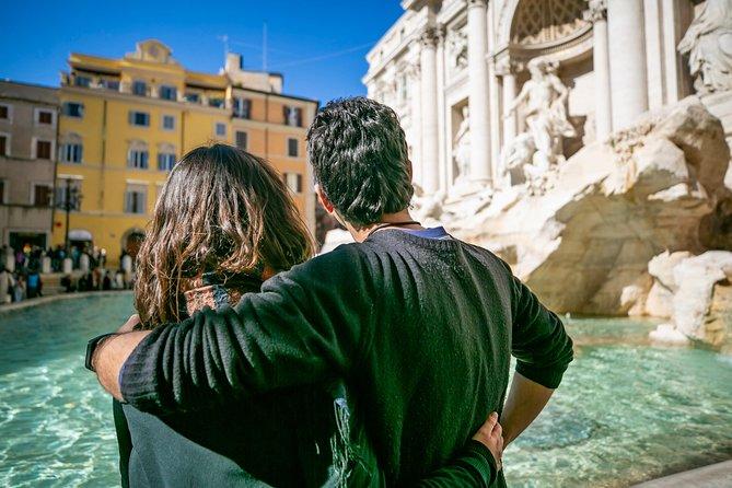 Rome City Center Highlights Tour including Pantheon Trevi Navona & Spanish Steps