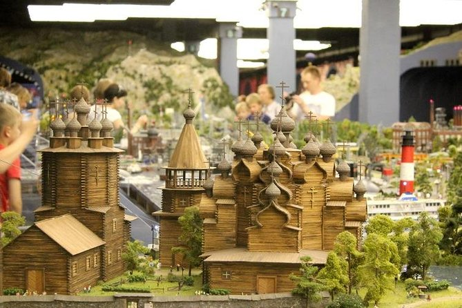 Grand Maket Russia National Show-Museum