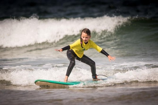 Your First Surf Class!