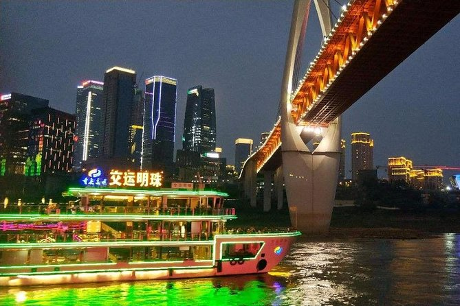 Chongqing Yangtze River Cruise and Illuminated Night Tour