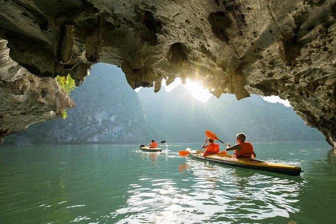 Halong Bay Day Trip From Hanoi