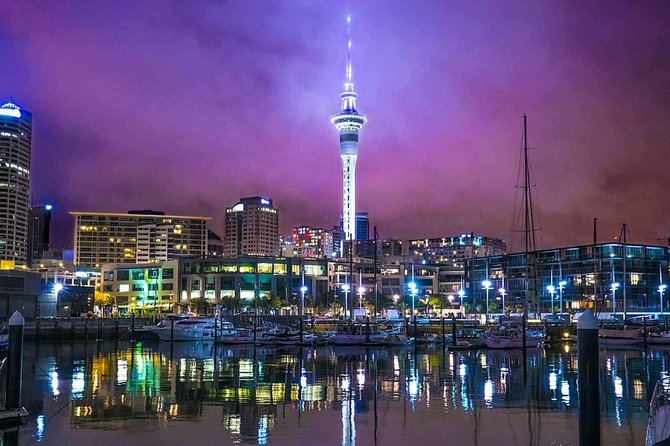 Auckland Night Tour