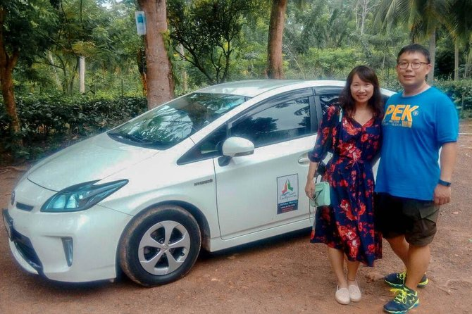 Galle City to City Hikkaduwa City Private Transfer