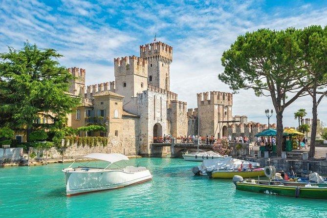 Sirmione: 1,5 Hour Isola Del Garda Private Boat Tour