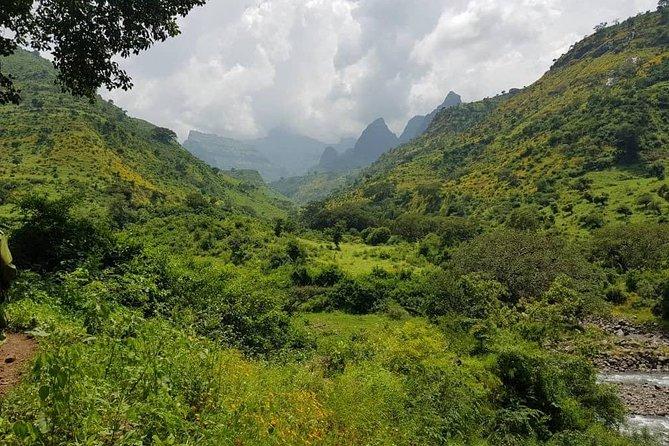 Simien Mountain Hiking