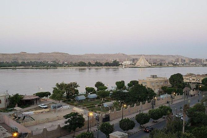 overnight el minya from luxor hotel or nile cruise