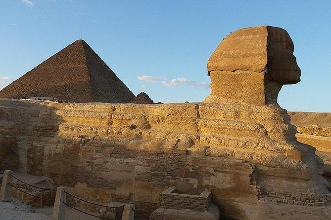 Giza Pyramids & Cairo Tour from Sharm El Sheikh by Plane