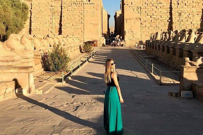 overnight luxor 2 day tour from hurghda hotel by vehicle