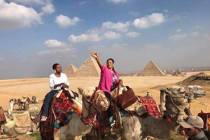 Giza pyramids sphinx Sakkara Memphis tours day tours
