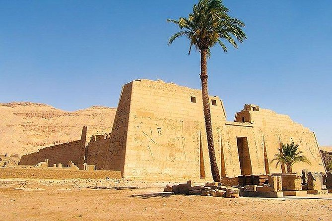 Luxor full day tour to visit valley of the workers queens and Habu temple