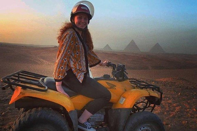 Quad Bike Tour from Cairo or Giza