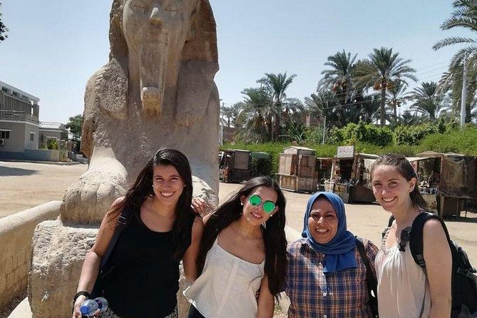 Dahshur Sakkara Memphis day tour from cairo