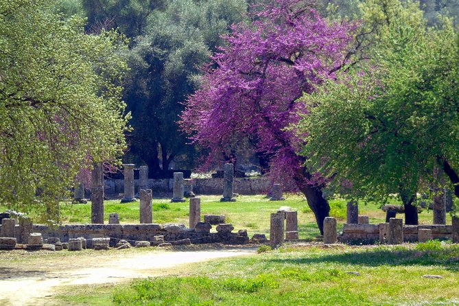 Ancient Olympia Full day Private Guided Tour From Athens