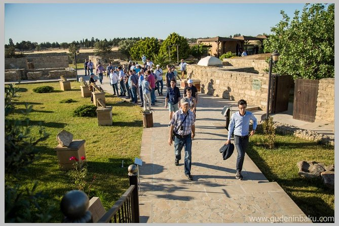 Half-Day Gala Open Air Museum Guided Tour from Baku