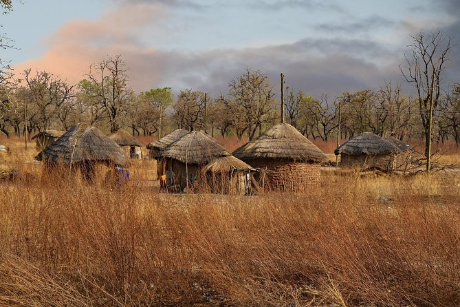 Victoria Falls Day Tour and African Village Tour