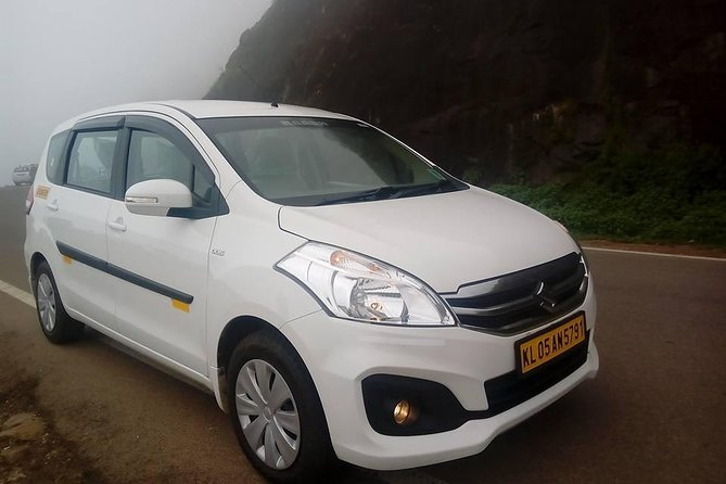 Cochin (Kochi) to Munnar Private Transfer with Enroute Sightseeing.
