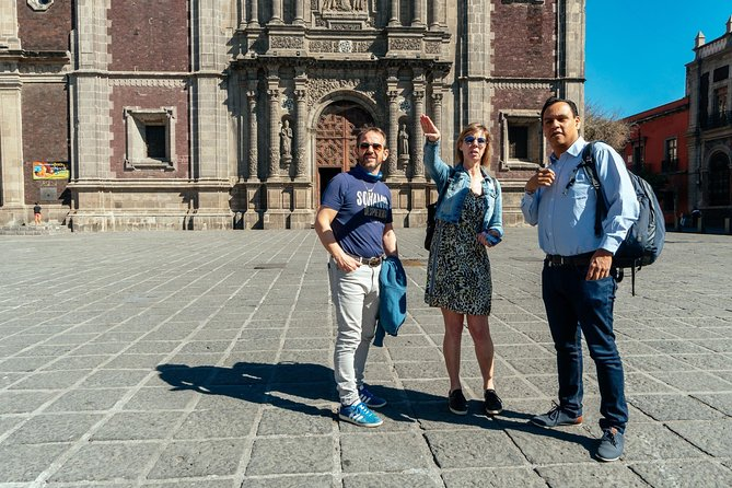 Private Walking Tour of Mexico City Highlights