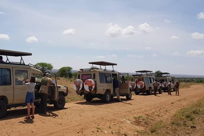 6 Days Tanzania Luxury Safari With Empakai Hiking
