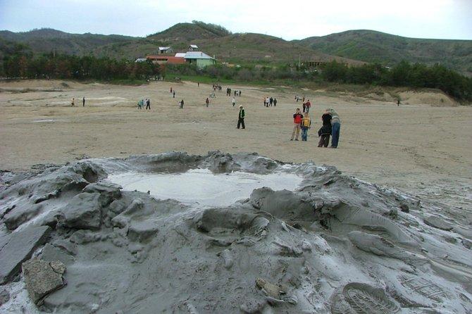PRIVATE Day Trip to Muddy Volcanoes and Slanic Prahova Salt Mine
