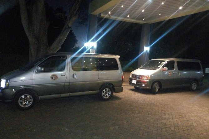 Private Return Victoria Falls Airport, Zimbabwe to Livingstone, Zambia Transfers