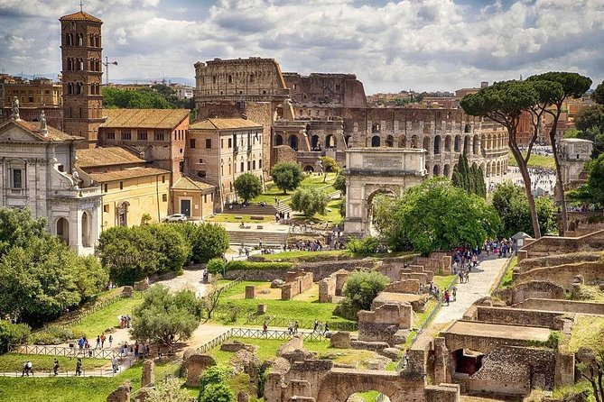 Rome in a day: Imperial and Vatican itinerary - Small Group Tour