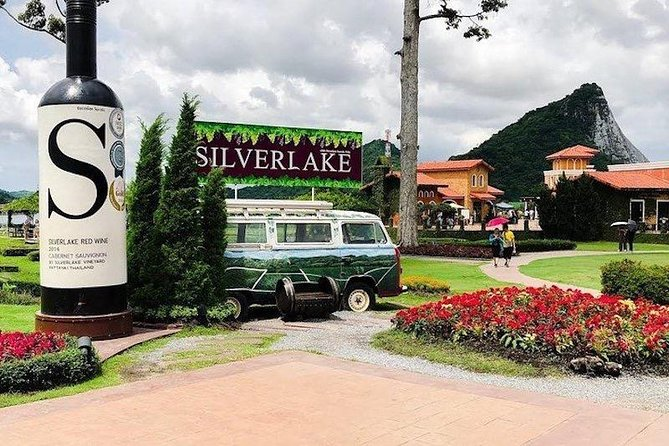 Skip the Line: Silverlake Vineyard at Pattaya (Activities) Admission Ticket