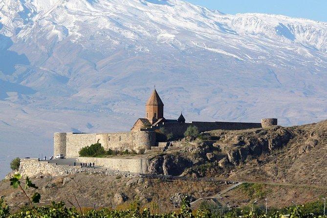 Tour to Armenia from Tbilisi.