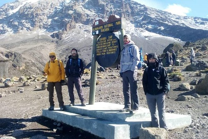 8 days kilimanjaro climbing using lemosho route
