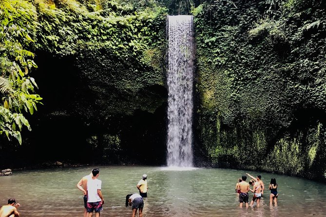 Private Bali Eastern Waterfalls Tour