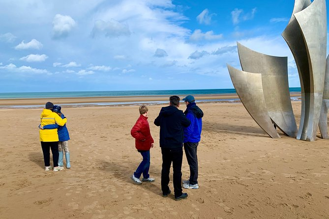 D-Day Private Normandy Battlefields Day Trip From Paris with VIP Services