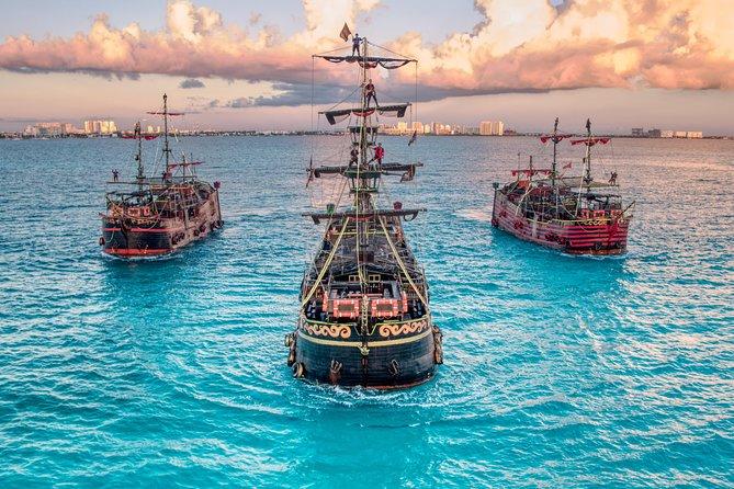 Pirate Ship Captain Hook Dinner Court New York