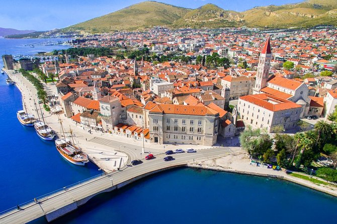 Private Boat Tour to Kaštilac-Game of Thrones, Trogir, Blue Lagoon and Šolta