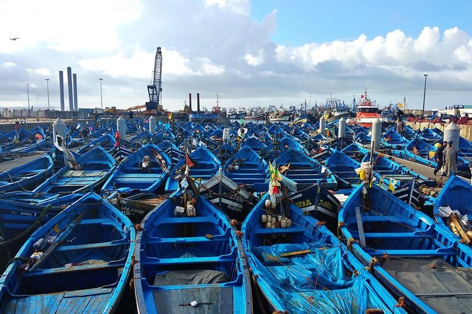 One Day Trip From Marrakech to Essaouira
