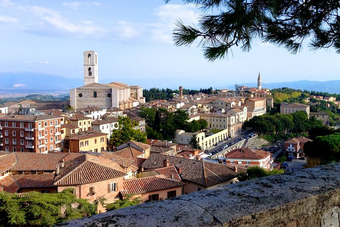 Exclusive private tour of Perugia