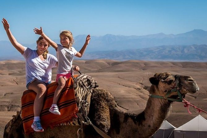 Private Day Trip to Agafay Desert from Marrakech