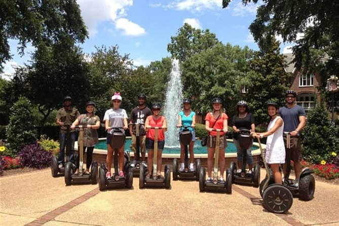 Discover Charlotte Historic City: Segway Tour