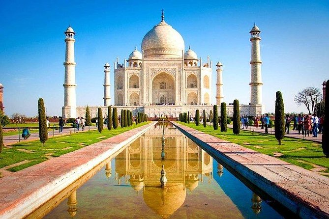 Full-Day Private Taj Mahal Sunrise Tour with Lunch