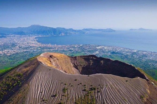 Private Day Trip Excursion to Herculaneum - Mt. Vesuvius and Pompeii