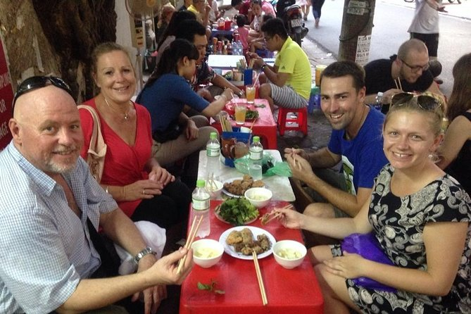 Private Street Food Walking Tour With a Real Foodie & Looking Around Ha Noi