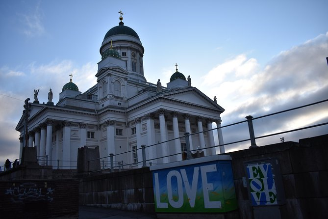 The Best of Helsinki City Centre Small Group Tour with a Native Guide