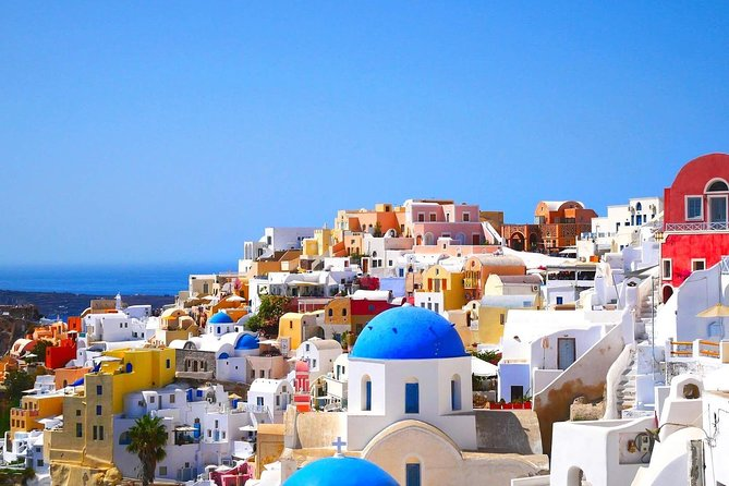 Santorini: a daily cruise trip From Rethymnon