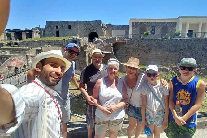 Pompeii Walking Tour