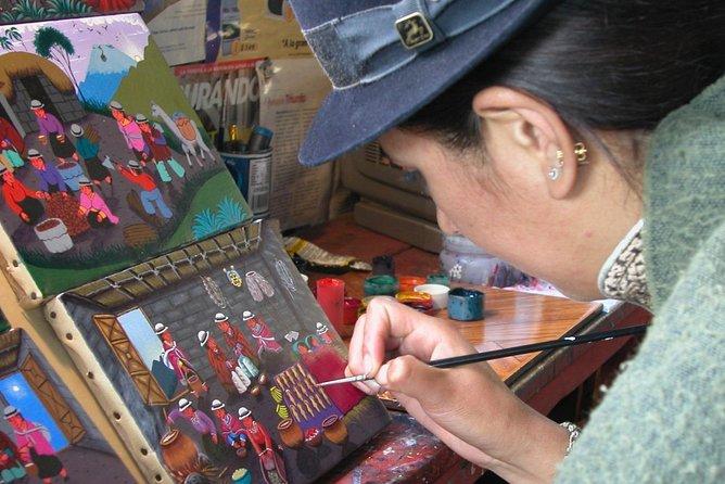 Artisan Market Otavalo Tour