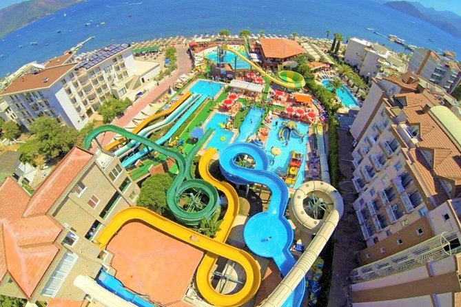 Marmaris Atlantis Waterpark TIcket with Transfer