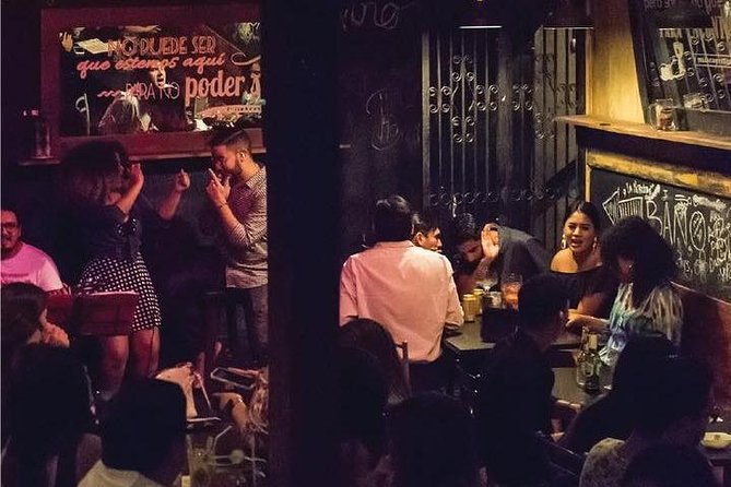 Guayaquil Night Tour with Rayuela Bar