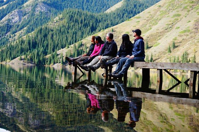 Express tour to Kolsai lake via Charyn canyon with local guide