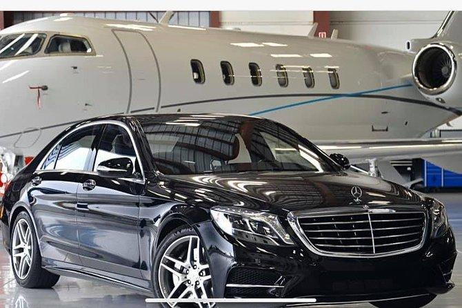 JFK to New York City Private Car