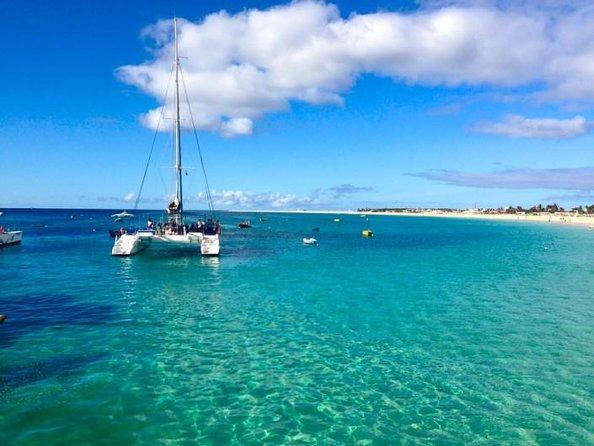 Excursion d'une demi-journée en catamaran Sid 02