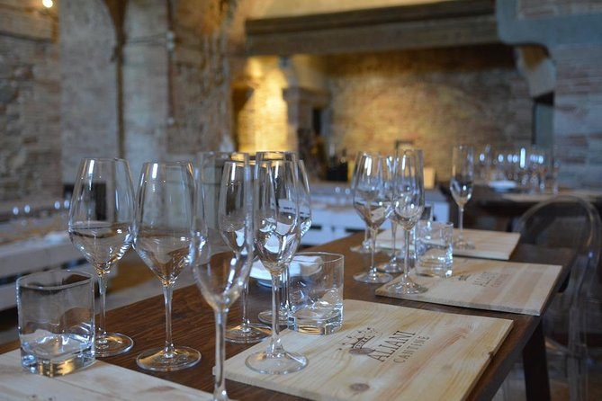 Wine tasting & light lunch in a Castle close to Perugia