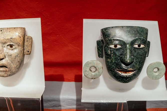 Ancient Aztec Wonders 2 Hours Private Templo Mayor Ruins Tour